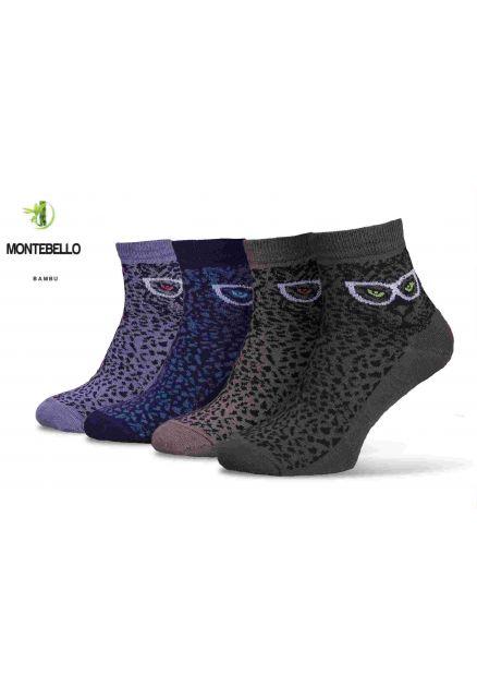 Женские носки MONTEBELLO