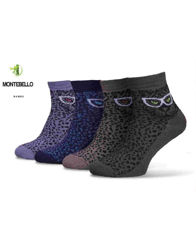 Жіночі шкарпетки MONTEBELLO