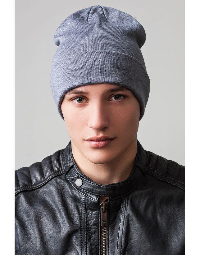 Оригінальна шапка CASKONA SHADY FLIP UNI смоук