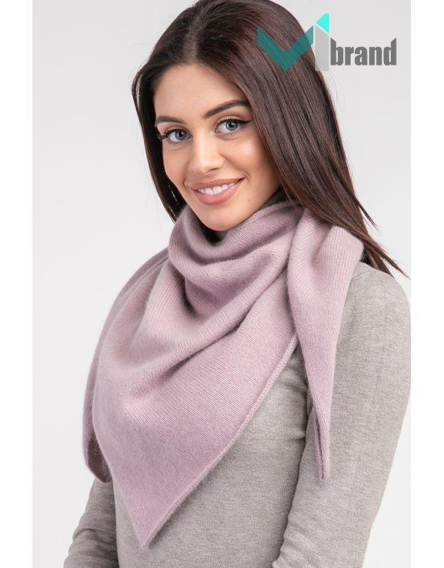Женский шарф-косынка ODYSSEY БАКТУС BS-5 пудра
