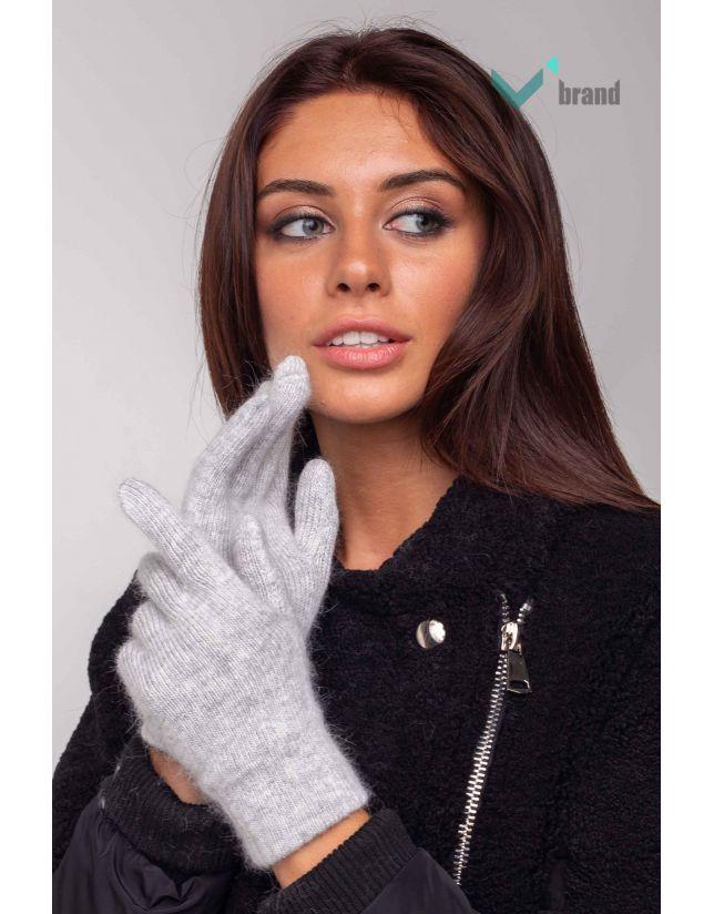 Перчатки ODYSSEY PR-3 светло-серый