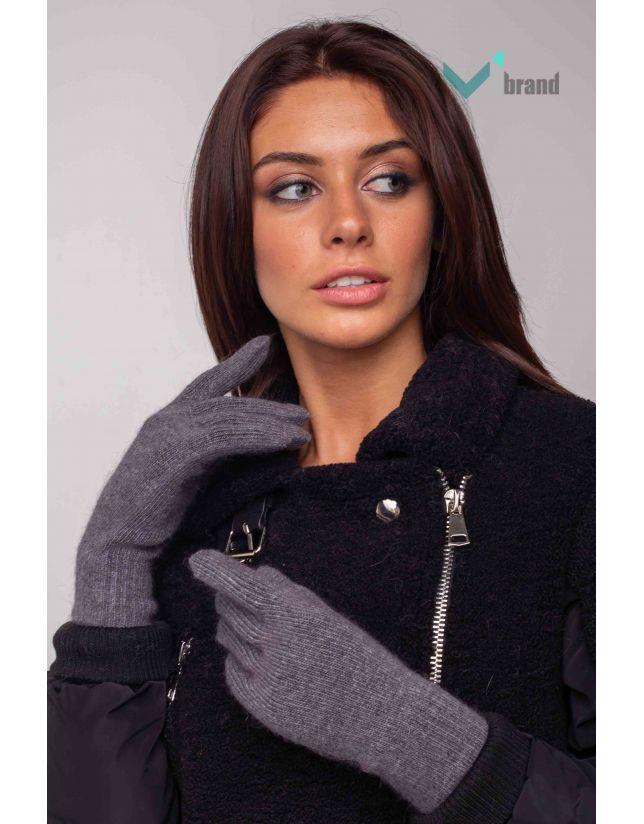 Перчатки ODYSSEY PR-3 темно-серый